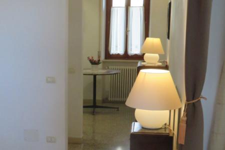 Interno dell'appartamento Bianco