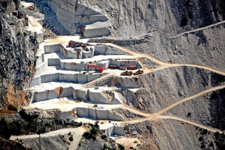 Cave del marmo di Carrara